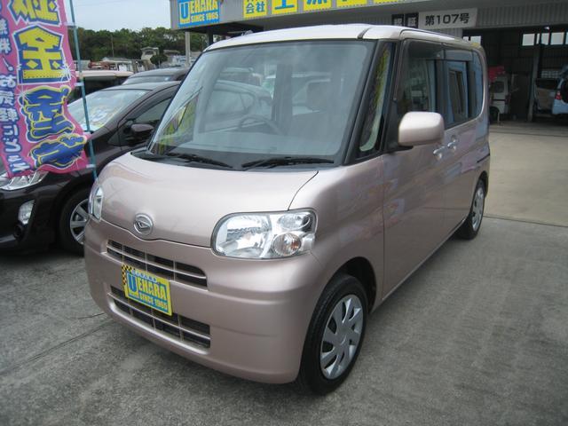 沖縄県の中古車ならタント X ナビ・フルセグTV・DVD・Bluetooth・バックカメラ