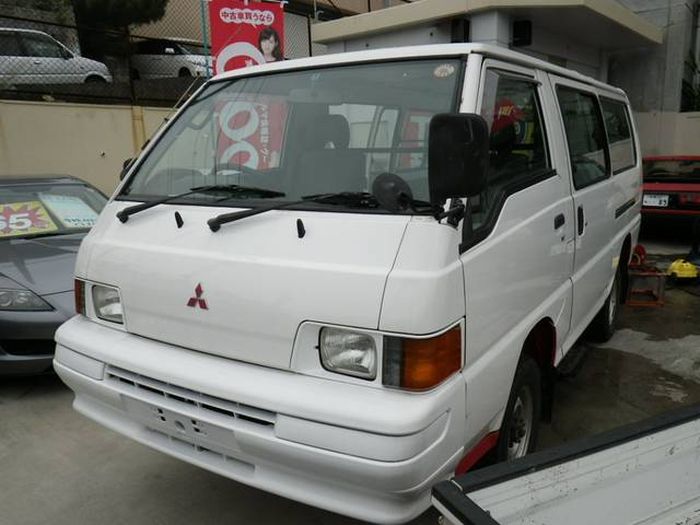 沖縄県の中古車 三菱 デリカバンのオススメ