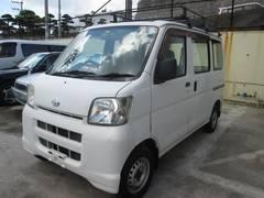 沖縄の中古車 ダイハツ ハイゼットカーゴ 車両価格 39万円 リ済込 平成17年 10.5万K 白