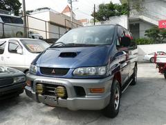 デリカスペースギアXE 5ドア ディーゼルターボ 4WD