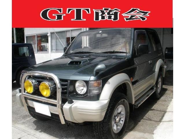 三菱 パジェロ ワイド XR-II 4WD
