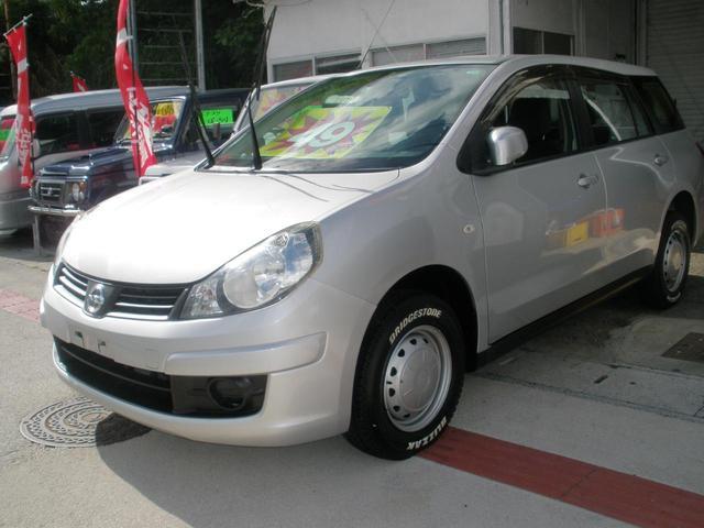 沖縄県の中古車ならADエキスパート GX 4WD