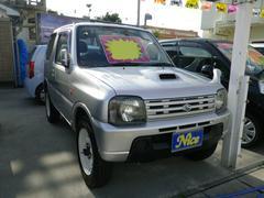 沖縄の中古車 スズキ ジムニー 車両価格 46万円 リ済込 平成16年 8.8万K シルバー