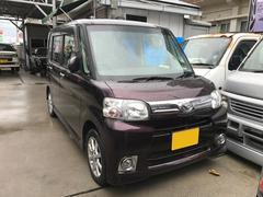 沖縄の中古車 ダイハツ タント 車両価格 82万円 リ済込 平成24年 7.4万K パープル