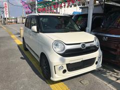沖縄の中古車 ホンダ N−ONE 車両価格 64万円 リ済込 平成25年 9.7万K パール