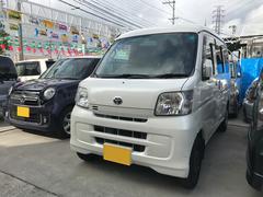 沖縄の中古車 トヨタ ピクシスバン 車両価格 75万円 リ済込 平成24年 8.0万K パール