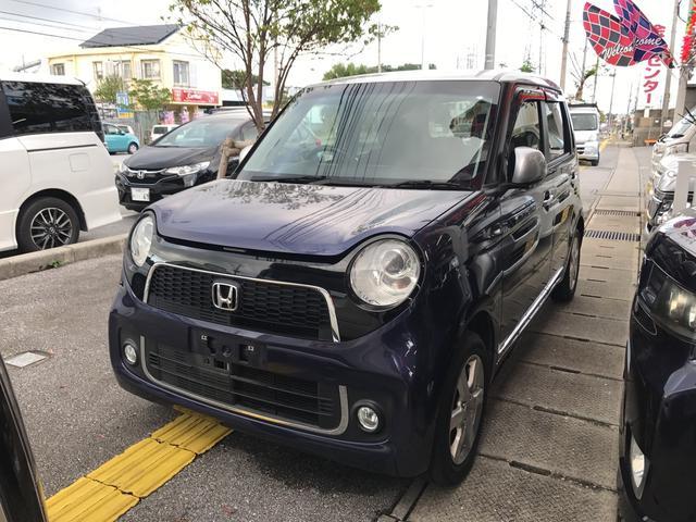 沖縄県の中古車ならN-ONE プレミアム・Lパッケージ メモリーナビTV