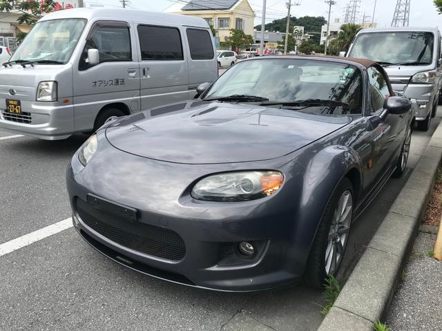 沖縄県沖縄市の中古車ならロードスター RS