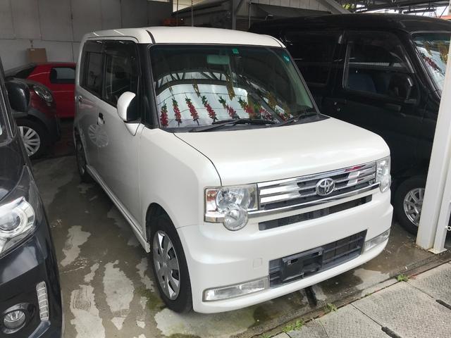 沖縄県の中古車ならピクシススペース カスタム X SDナビTV
