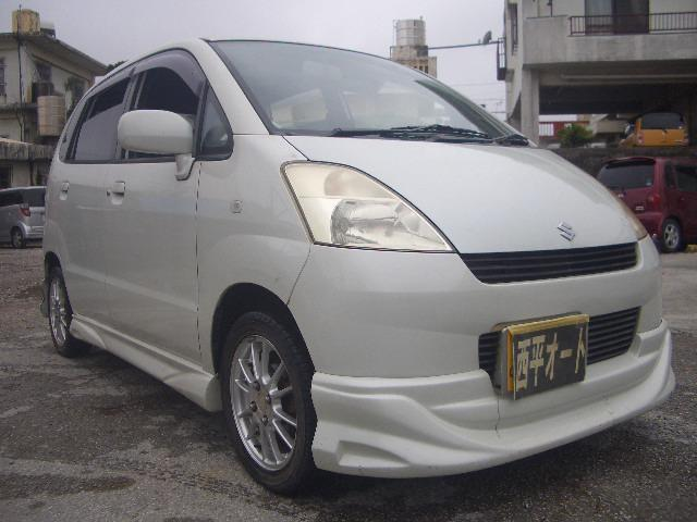 沖縄県の中古車ならMRワゴン