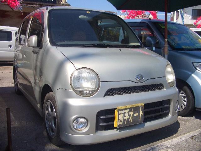 沖縄の中古車 ダイハツ ムーヴラテ 車両価格 16万円 リ済込 2005(平成17)年 13.2万km ゴールドM