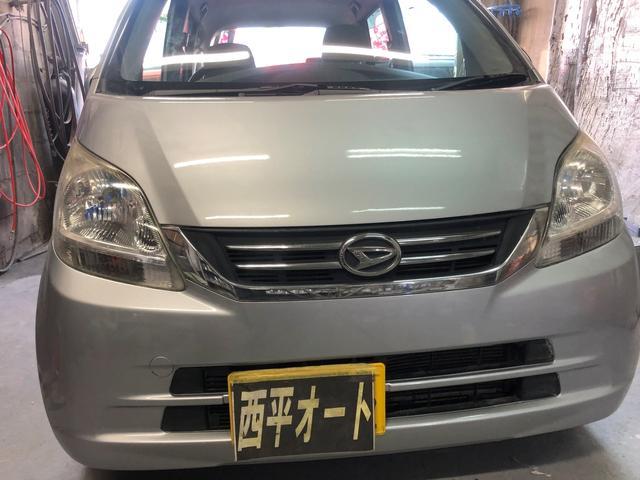 ダイハツ ムーヴ 新品タイヤ・ヨコハマ (車検整備付)