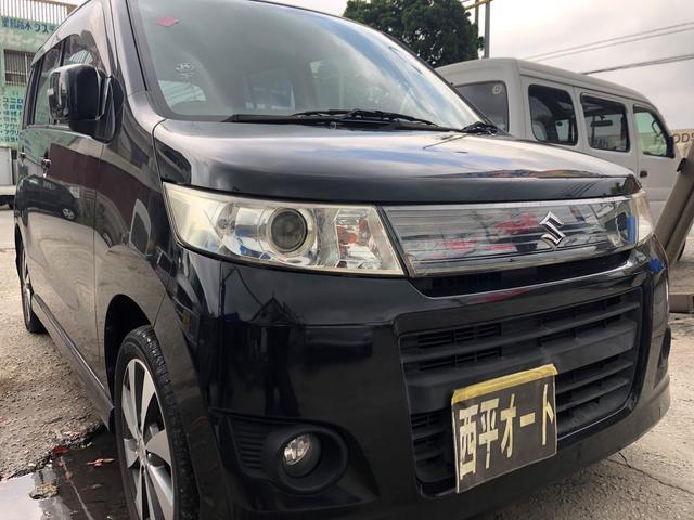 沖縄県の中古車ならワゴンRスティングレー ・本土中古