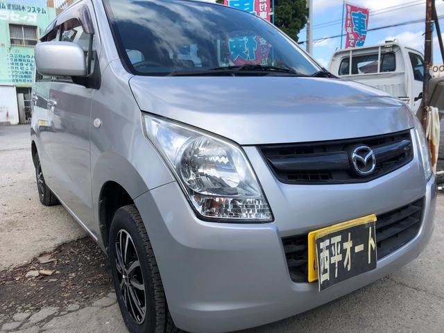 沖縄県の中古車ならAZワゴン XG・本土中古