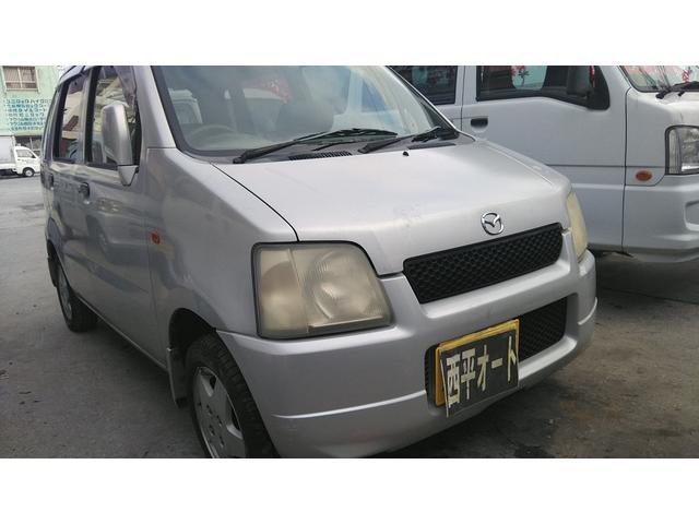 沖縄県の中古車ならAZワゴン