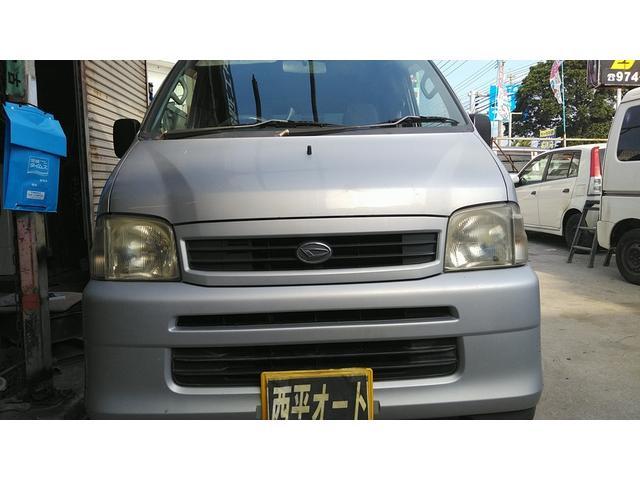 沖縄県うるま市の中古車ならハイゼットカーゴ