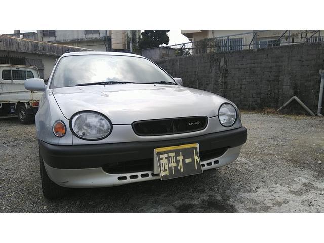 沖縄県の中古車ならスプリンターカリブ ロッソ エクセレントパッケージ