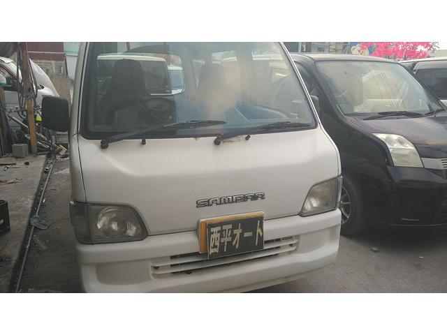 沖縄県那覇市の中古車ならサンバーバン