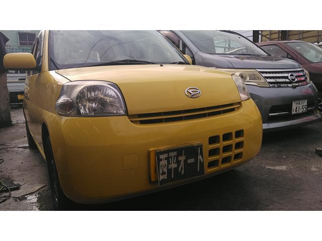 沖縄県浦添市の中古車ならエッセ L