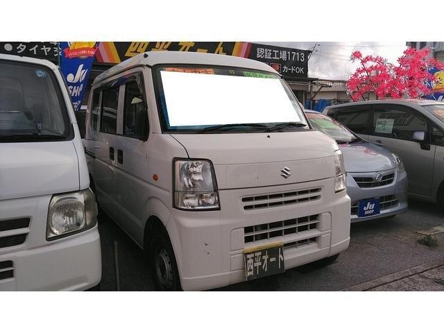沖縄県うるま市の中古車ならエブリイ