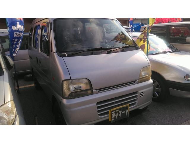 沖縄県宜野湾市の中古車ならエブリイ PA