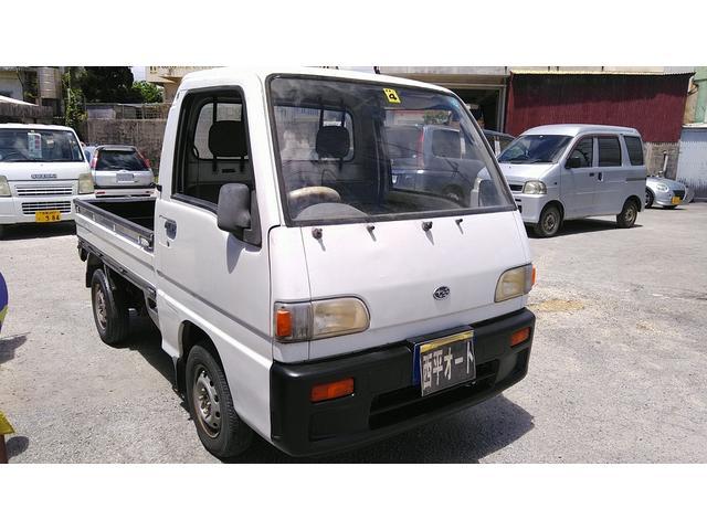 沖縄県中頭郡中城村の中古車ならサンバートラック