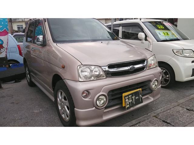 沖縄県の中古車ならテリオスキッド カスタム Sエディション