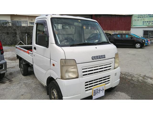 沖縄県名護市の中古車ならキャリイトラック