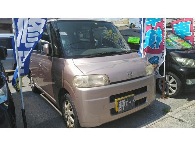 沖縄県豊見城市の中古車ならタント