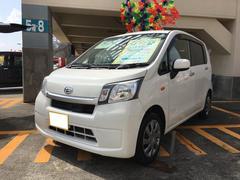 沖縄の中古車 ダイハツ ムーヴ 車両価格 59万円 リ済込 平成25年 6.9万K ホワイト