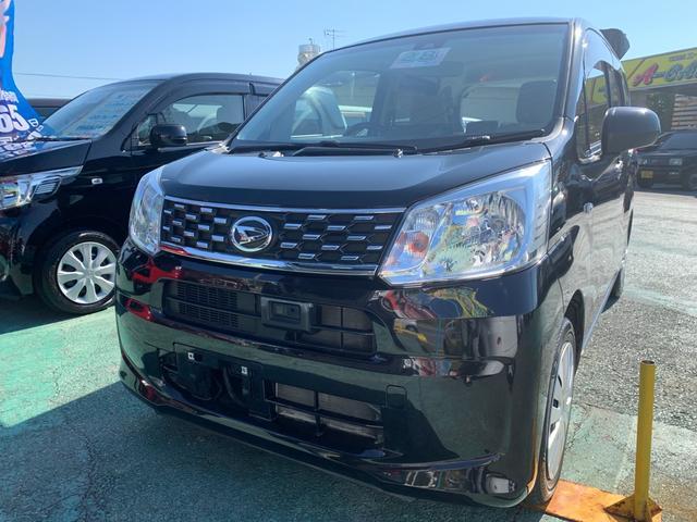 沖縄の中古車 ダイハツ ムーヴ 車両価格 85万円 リ済込 2016(平成28)年 3.0万km DブラックM