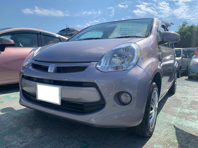 沖縄県の中古車ならパッソ X Lパッケージ ワンオーナー アイドリングストップ
