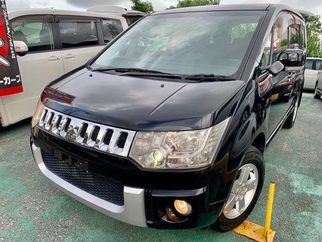 沖縄県の中古車ならデリカD:5 G パワーパッケージ 両側パワースライドドア 純正HDDナビ・TV・Bluetoothオーディオ DIATONEサウンド バックモニター 前後ドライブレコーダー HIDヘッドライト ETC