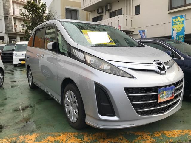 沖縄県の中古車ならビアンテ 両側電動スライドドア TV ナビ ミニバン 8名乗り