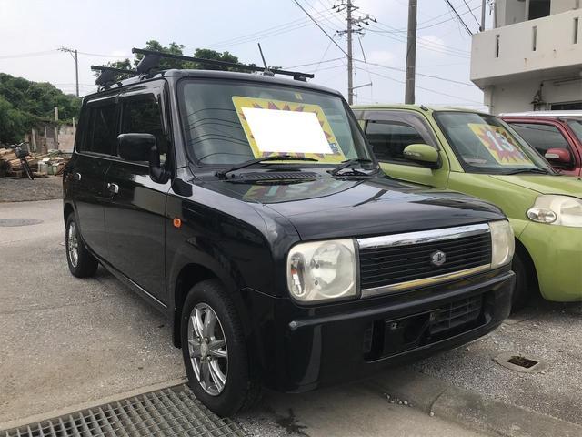 沖縄県の中古車ならアルトラパン GセレクションII