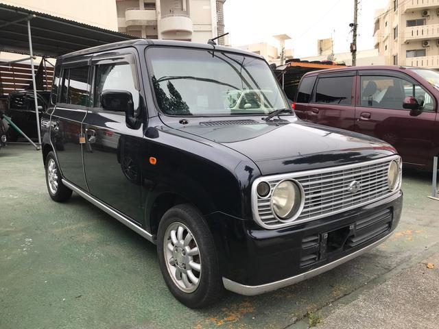 沖縄県沖縄市の中古車ならアルトラパン L