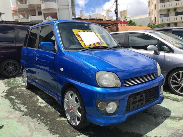 沖縄県糸満市の中古車ならプレオ LS
