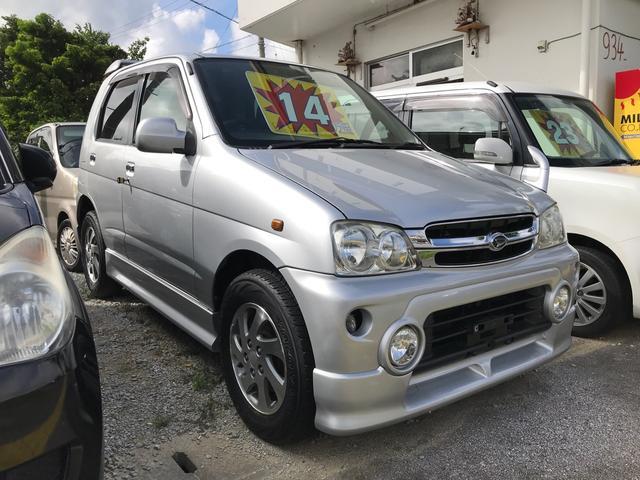 テリオスキッド:沖縄県中古車の新着情報