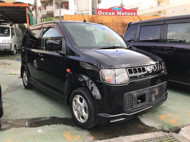 沖縄県沖縄市の中古車ならオッティ RS HDDナビ TV