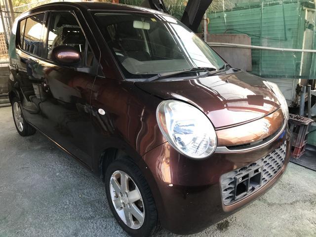 沖縄の中古車 スズキ MRワゴン 車両価格 19万円 リ済別 2009(平成21)年 6.3万km マルーンブラウンパール