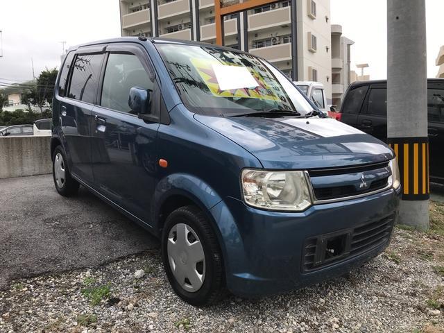 沖縄県の中古車ならeKワゴン M キーレス ベンチシート Wエアバック
