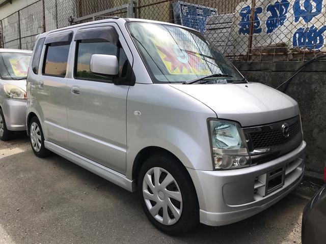 沖縄県豊見城市の中古車ならAZワゴン