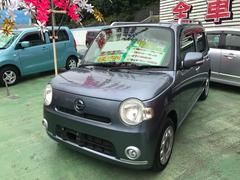 沖縄の中古車 ダイハツ ミラココア 車両価格 56万円 リ済別 平成21年 7.9万K グレー