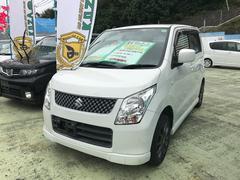 沖縄の中古車 スズキ ワゴンR 車両価格 56万円 リ済別 平成21年 8.4万K パールホワイト