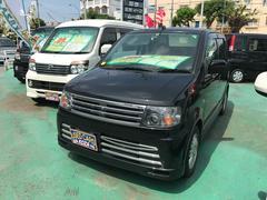 沖縄の中古車 日産 オッティ 車両価格 63万円 リ済別 平成23年 5.2万K ブラック
