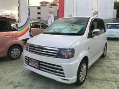 沖縄の中古車 日産 オッティ 車両価格 62万円 リ済別 平成24年 6.0万K パール