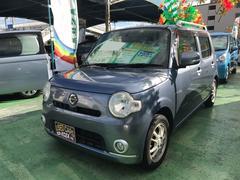 沖縄の中古車 ダイハツ ミラココア 車両価格 52万円 リ済別 平成22年 9.8万K グレー