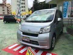 沖縄の中古車 ダイハツ ムーヴ 車両価格 56万円 リ済別 平成25年 9.5万K シルバー
