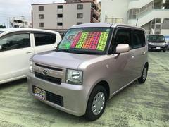 沖縄の中古車 ダイハツ ムーヴコンテ 車両価格 52万円 リ済別 平成23年 9.6万K ピンク