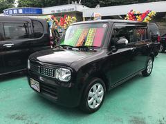 沖縄の中古車 スズキ アルトラパン 車両価格 56万円 リ済別 平成24年 9.0万K ブラウン